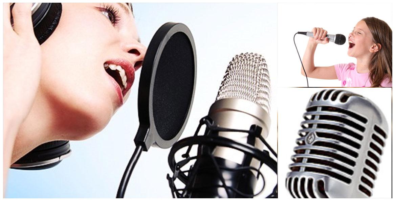 Как записывать вокал в домашних условиях 509