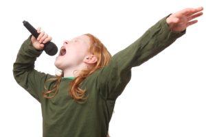 занятия по вокалу для детей