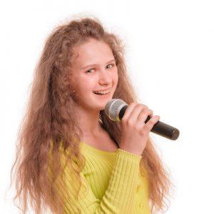научить ребенка петь
