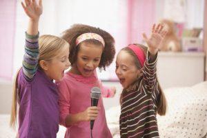 уроки вокала для детей Киев