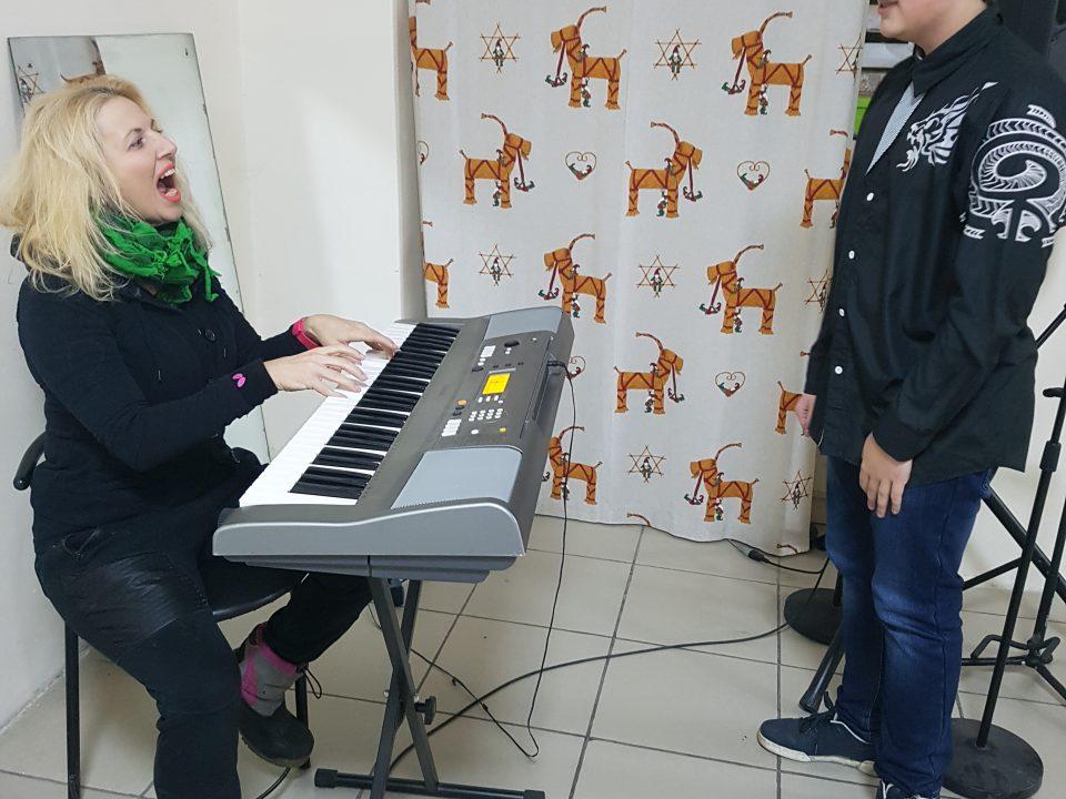 тренер по вокалу киев