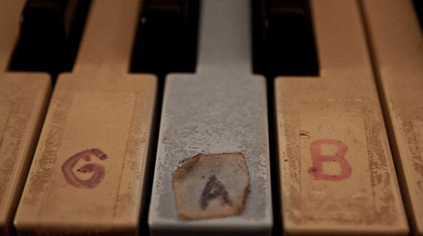 Начальная теория музыка